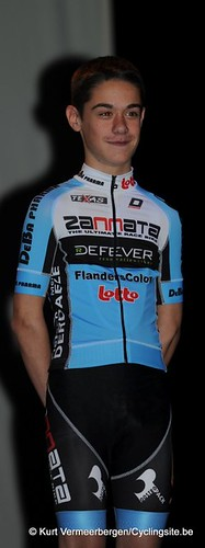 Zannata Lotto Cycling Team Menen (168)