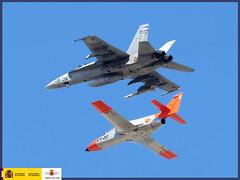 Premios Fotografía 2010 mejor colección de fotografías: Stuka (Ejército del Aire Ministerio de Defensa España) Tags: del f18 aire hercules aviones ejército