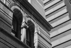 Mindful of the Past (-mtnoxx-) Tags: blackandwhite architecture concrete colorado highcontrast downtowndenver d5200