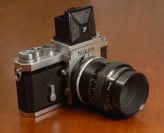 DSC_9104 (Brad Farlow) Tags: camera film nikon mechanical professional waist f level filmcamera nikkor finder waistlevelfinder