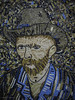 Vincent van Gogh in Mosaic