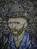 Vincent van Gogh in Mosaic
