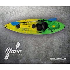كاياك سنغل (شامل المجداف، الكرسي، التوصيل)  كفالة سنة  @glare_kayaks  السعر: ١٤٠ د.ك  مادة الصنع:LLDPE-UV-8  من شركة أكسون كيميكل-السعودية مصمم لأجواء الخليج  #kuwait #Ksa #kayak #q8_kayak #bahrain #boat #Dubai #fun #summer #sea #sport #q8 #colors #Glare_