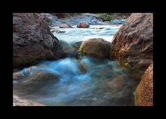 Summer Flow (Aadilsphotography) Tags: pakistan water flow photography rocks rocky islamabad aadils