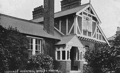Bexley Heath Cottage Hospital (robmcrorie) Tags: uk history hospital cottage patient health national doctor nhs heath service medicine british nurse bexley healthcare infirmary