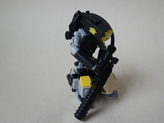 Paratrooper (Legomania.) Tags: lego mecha mech moc paratrooper legomoc mocpages legomech