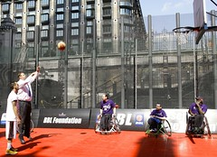 "Stephen Mosley MP takes part in Parliamentary Basketball Challenge • <a style=""font-size:0.8em;"" href=""http://www.flickr.com/photos/51035458@N07/14078568972/"" target=""_blank"">View on Flickr</a>"
