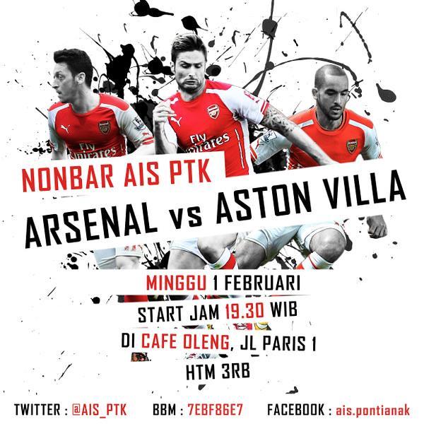 Watch Live: Arsenal vs Aston Villa (Lineups and Live ...