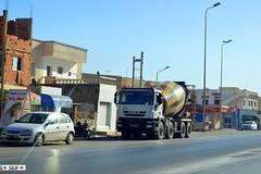 Iveco Trakker Tunisia 2015 (seifracing) Tags: road port truck volvo europe tunisia tunis camion trucks rue spotting tunisie scania iveco tunisian 2015 stia lybian seifracing radess