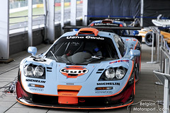 McLaren F1 GTR LM (belgian.motorsport) Tags: gulf martin f1 racing collection mclaren hours 24 total spa longtail aston gtr lmp1 amr 24h rofgo