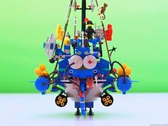 Classic Space Pirates MK1 (itomi) Tags: idea lego space pirates legopirates legospace classicspace legoclassic classicspacepirates cspirates classicspacepiratesmk1