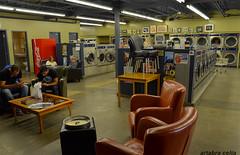 Lavandera (artabracelta) Tags: canada nikon jasper ciudad laundry alberta lavanderia d5100