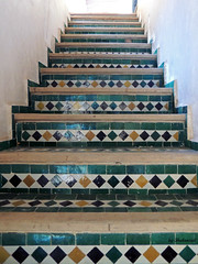 Stairway to heaven (Shahrazad26) Tags: stairs morocco fez maroc trap marokko fs fselbali daradiyel