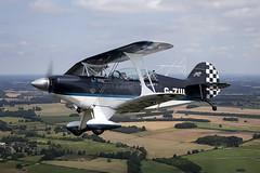 Wildcat Aerobatics Pitts S-2B G-ZIII (zymurgy661) Tags: canon teams flickr display aircraft aviation air country norfolk explore wildcat aerobatics 6d pitts s2b gziii