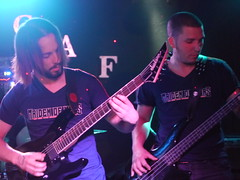 Concert Maiden of Mars - Live Caf - La Valette du Var - 2014-04-18- P1820016 (styeb) Tags: concert live cafe metal avril 2014 var maiden mars lavalette