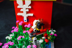 year of sheep is coming (slackware) Tags: sheep lego goat chinesenewyear moc 2015