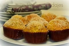 Magdalenas de coco (extraosmaridajes) Tags: muffins coconut