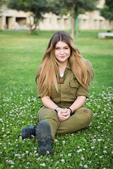 DSC_7132 (Lior M) Tags: portrait field 50mm israel nikon bokeh 18 academy defense depth israeli forces idf officers 18g d3200