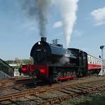 steam loco 68007
