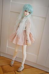 Spring (gattina*) Tags: doll little monica bjd custom sophia