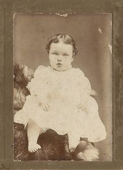 Wilma Burroughs - infant - no date (Valrico Runner) Tags: david ga georgia bullock meadow burroughs simmons griffith mercier danielsville okelley