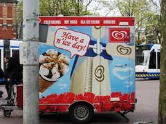 Have a n'ice day ! (streamer020nl) Tags: holland ice netherlands amsterdam nederland icecream trailer eis paysbas niederlande ijs 2016 llh louiselh 290416