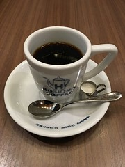 Coffee Blend (Lester Ong) Tags: black coffee restaurant cafe singapore drink beverage thirsty hoshino