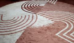 Rug Designed by Marian Dorn, Eltham Palace (shadow_in_the_water) Tags: london carpet courtyard rug artdeco elthampalace eltham englishheritage se9 mariondorn stephencourtauld elthamcourt