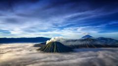 Mount Bromo (Chrisgraphy) Tags: bromo indonesien vulkan