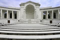 Memorial Amphitheatre II (Lawrence OP) Tags: arlington memorial amphitheatre nationalcemetery