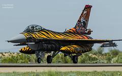 92-0014 (Paul.Basque) Tags: tiger zaz ntm fightingfalcon turkishairforce f16c lezg zaragozaairbase 192filo 920014 ntm16 natotigermeet2016