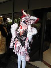 IMG_8337 (lukethebabyfur) Tags: carnival furry birmingham convention metropole fursuit confuzzled