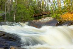 Arrowhead Provincial Park Rapids (Beyond Mark) Tags: park ontario speed sony shutter arrowhead provincial a77v
