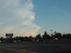 Friday Rain (ptcruiser4dogs) Tags: scary storms clouds rain okc metro weather oklahoma