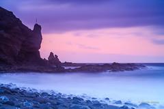 La Caleta (Alfre2 Amaya) Tags: longexposure sea seascape canarias canaryislands gomera hermigua largaexposicin