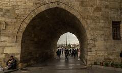 DSC00065-2 (UmitCukurel) Tags: street cloud turkey candle turkiye tram istanbul mosque historical cami turquia touristic eminonu yenicami sirkeci cith