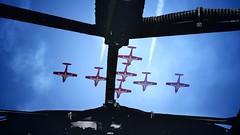 15 WING, MOOSE JAW, SASKATCHEWAN (posterboy2007) Tags: aircraft jet cockpit tudor formation snowbirds aerobatic