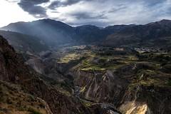 Colca Canyon Peru (joostimhof) Tags: travel sunlight peru pentax canyon arequipa hdr colca 1685