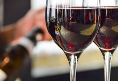 Selfie and wine (Maria Eklind) Tags: bar se hotel dof wine sweden depthoffield sverige malm consert selfie hotell skybar congresscenter clarionhotel skneln malmlive clarionmalmlive