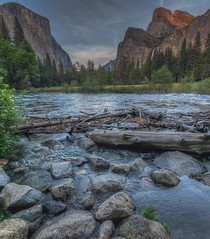 Gates of the valley (shalabh_sharma7) Tags: california park travel sunset mountains river waterfall bravo ngc nation tokina yosemite yosemitenationalpark elcapitan mariposa bridalveilfalls valleyview yosemitevalley thegates nps100 sonya77ii