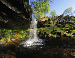 Fairlie Moor Waterfall 3(7) (g crawford) Tags: waterfall crawford ayrshire northayrshire fairliemoor failiemoor