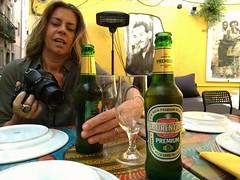 No Aziz (LuPan59) Tags: ana lisboa restaurantes aziz laurentina bebidas mouraria lupan59