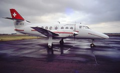 HB-AEB. Zimex Aviation BAe Jetstream 3216 Super 31 (Ayronautica) Tags: scanned turboprop prestwick pik egpk zimexaviation ayronautica britishaerospacejetstreamsuper31 britishaerospacejetstream3216 hbaeb