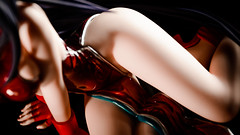 Kanu Unchou - China Dress - 23 (diespielzeuge) Tags: china blue red anime sexy scale girl beauty japan toy toys japanese model nikon dress manga sensual figure kanu pvc bishoujo dsz spielzeuge unchou pvcfigure d7100 diespielzeuge
