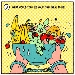3-what would you like your final meal to be (jeremy pettis) Tags: art illustration portland design sketch drawing or illustrated great jeremy nike doodle milwaukee interview wi answers thangs questionnaire pettis fantastiq jeremypettis