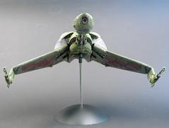 Bird of Prey (lanceradvanced) Tags: klingon bird prey star trek kvort brel
