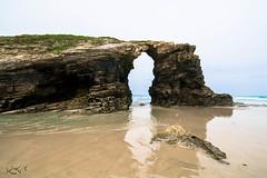 Cathedrals beach (.) Tags: espaa praia beach water spain nikon cathedrals galicia spanien espania galizia praiaascatedrais d7100