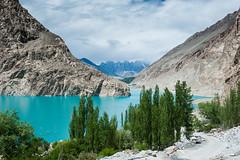 Attabad Lake Hunza (Muhammad Hamza Niazi) Tags: pakistan hunza gilgit attabad