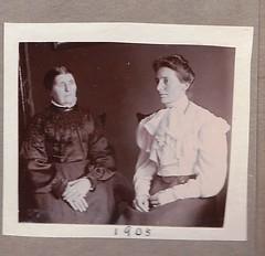 The Saers 1905 (Bury Gardener) Tags: uk blackandwhite bw wales vintage oldies 1900s