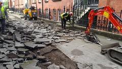 20160615_103557 (Carol B London) Tags: tarmac courtyard charcoal e1 wedge sgc ids stepney londone1 stepneygreen newlayout newsurface charcoalbricks steneygreencourt wedgeengineering